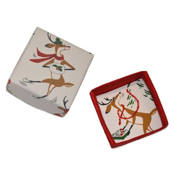 Representative Image of Rein Dance Christmas Treasure Box (FBX-AA011))