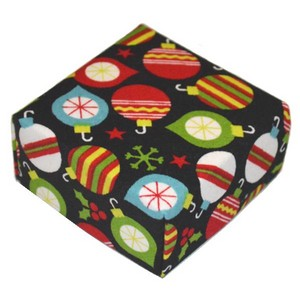 Representative Image of Strictly Ornamental Origami Fabric Box