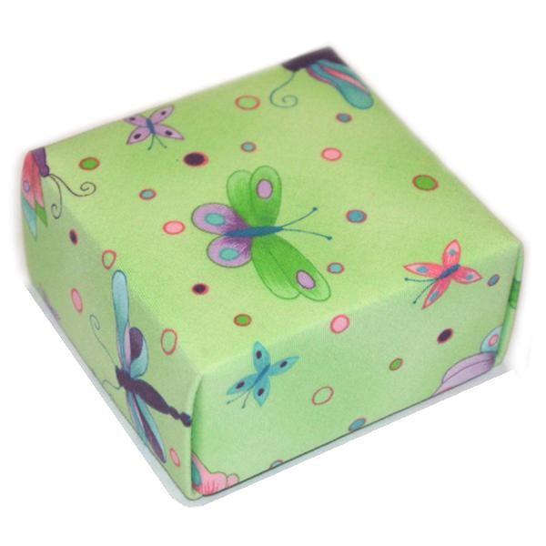 Representative Image of Lime Sorbet Butterfly Treasure Box (FBX-AA017))